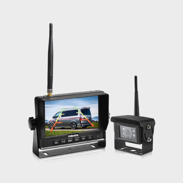 Haloview MC5101 2.4G Digital 5 Inch LCD Wireless Rear View Camera System
