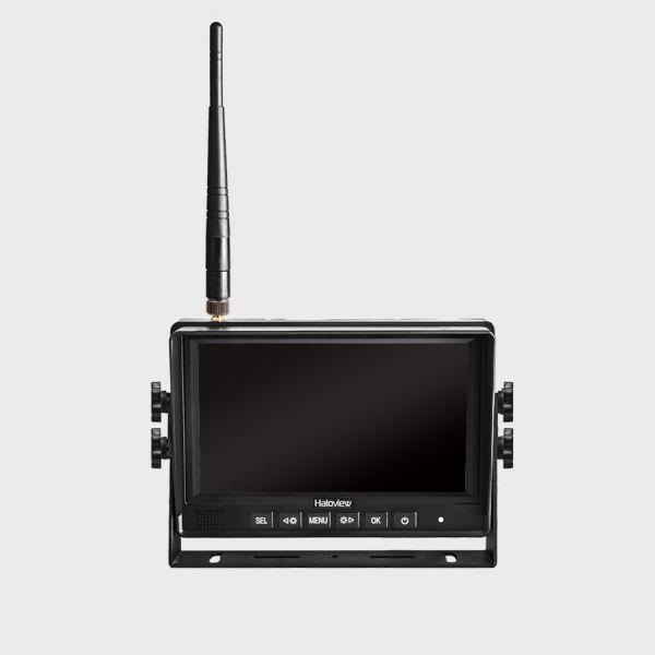 Haloview M7108 7 Inch 720P HD Digital Wireless Rear View Monitor