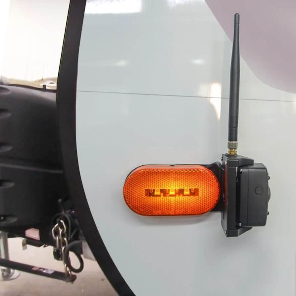 Haloview CA112 Wireless RV Side Marker Light Cameras