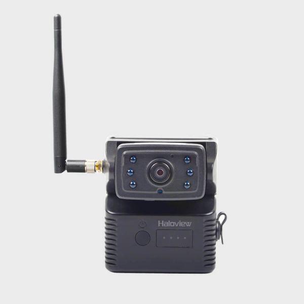 Haloview Handy 10 Wireless Rear View Mirror Dashcam Backup Camera  Hitch Camera System