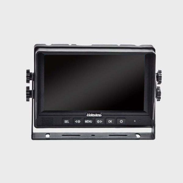 Haloview M7601 7 Inch Wired Rear View Monitor
