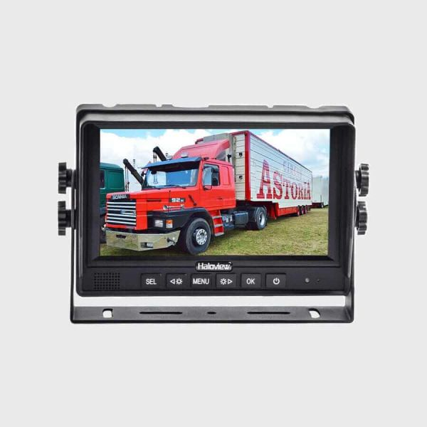 Haloview MC7611 1080P High Definition 7 Inch Digital Wired Rear View Camera System