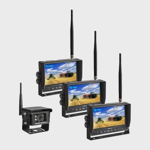 Haloview MC7102 1T4R Digital Wireless Camera Monitor System