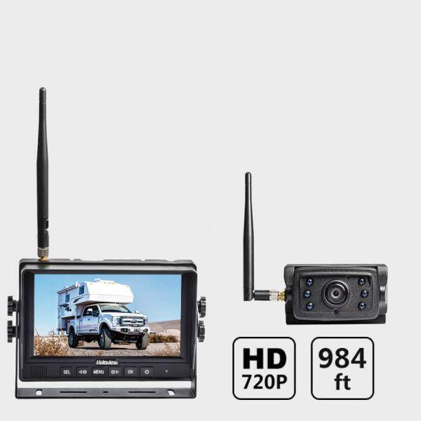 Haloview MC7109 7 Inch 720P HD Digital Wireless Rear View Camera System
