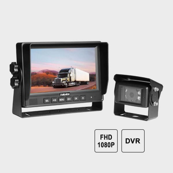 Haloview MC7612 7 Inch FHD 1080P DVR Rear View System