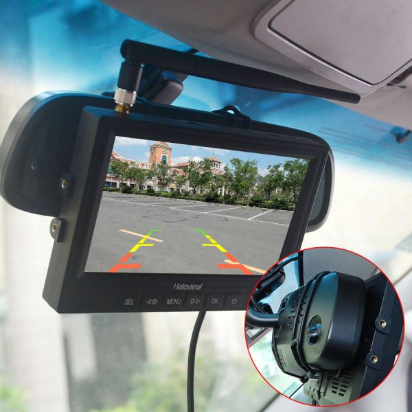 Haloview RVMB01 Mirror Mount for Rear View Camera Monitor