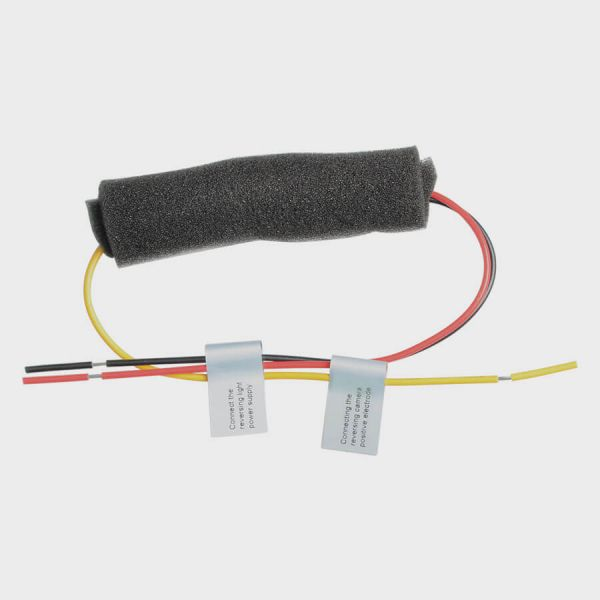 Haloview Rear View Camera DC 12V Power Filter