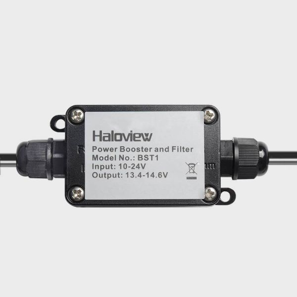 Haloview BST1 Power Booster and Filter