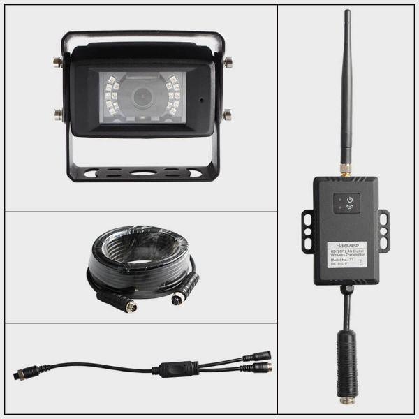 Haloview CA613T Wireless Rear View Camera For Range Dominator System