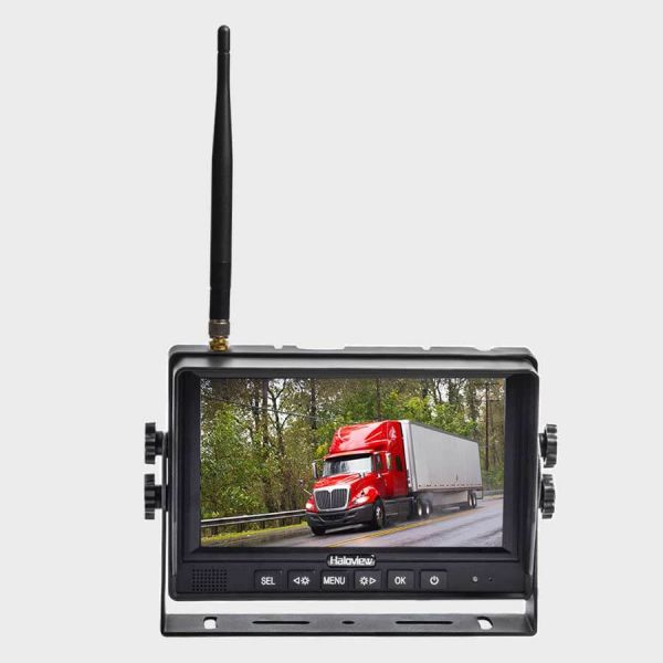 Haloview MC7108 7'' 720P HD Digital Wireless Rear View Camera System