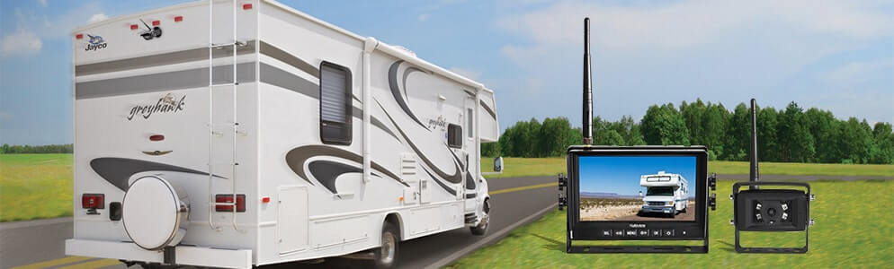 Back Up RV Camera: Best Options And Reviews