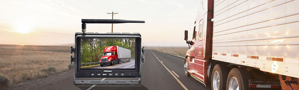 Haloview provides a better backup camera system solution
