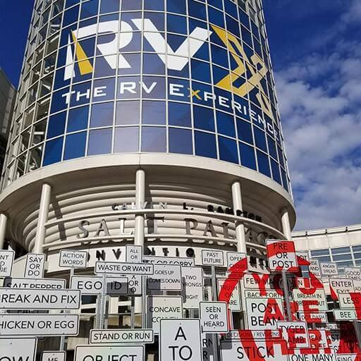 Haloview 2019 RVX Show