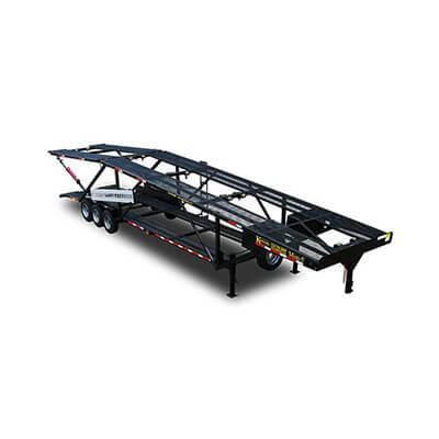 auto hauler trailer solution