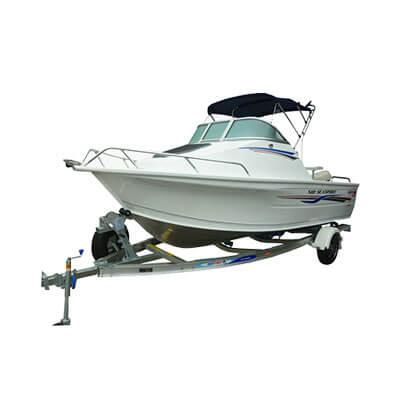 boat trailer solution