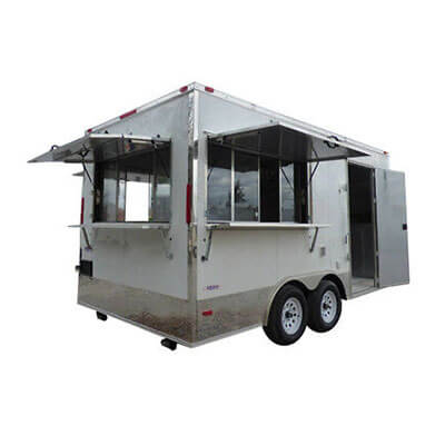 concession food trailer solution