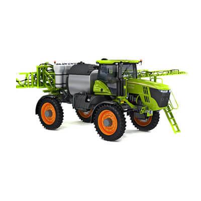 crop sprayer solution