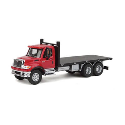 flatbed truck solution