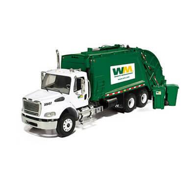 garbage truck solution