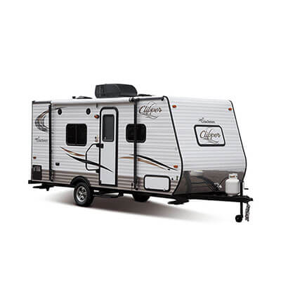 travel trailer solution