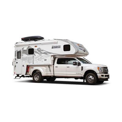 truck camper solution