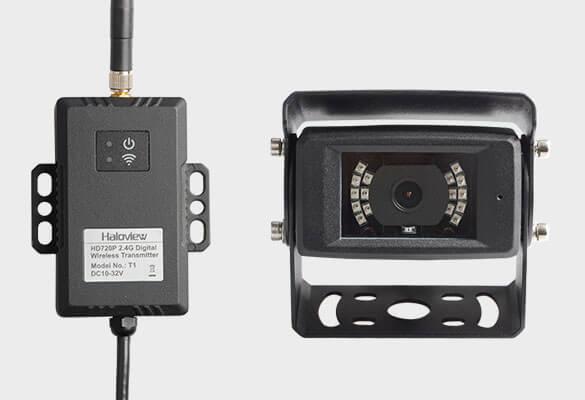 Haloview CA613 Wireless Backup Camera for Travel Trailer