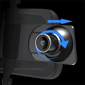 Flexible camera