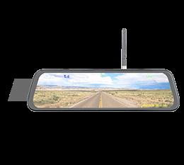 Haloview wireless mirror monitor