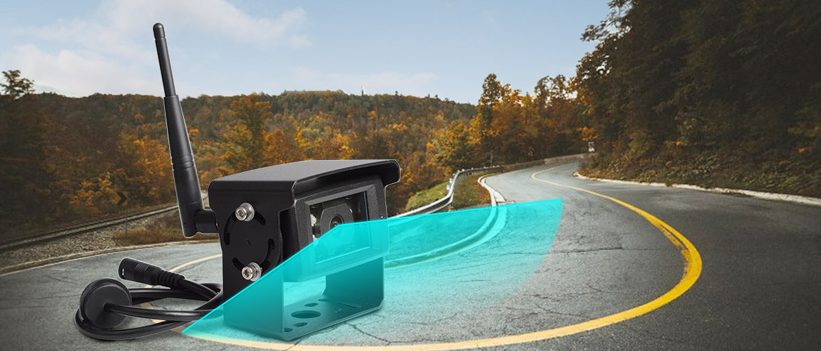 Purchasing a 130 Degrees Wide Viewing Angle Backup Camera for RV