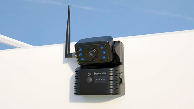 backup and observation camera