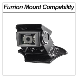 Range Dominator Camera compatible with Furrion mount