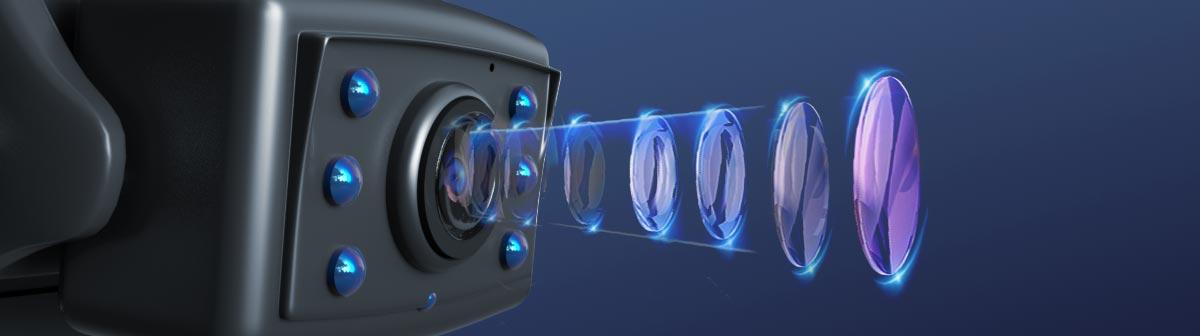 Haloview wireless rv observation backup camera