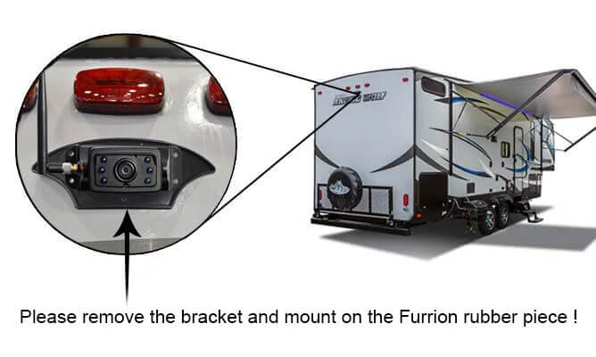 furrion adapter for ca109 backup camera