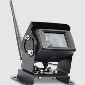 mount CA108 camera on VF01