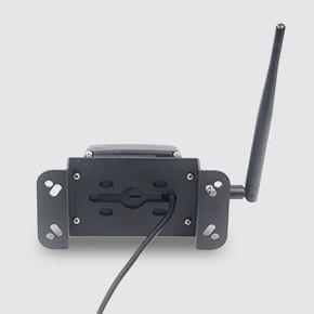mount CA109 camera on VF01