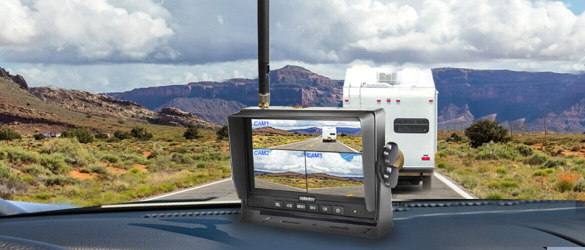 Best Buy a Rear view Camera with Split View Mode