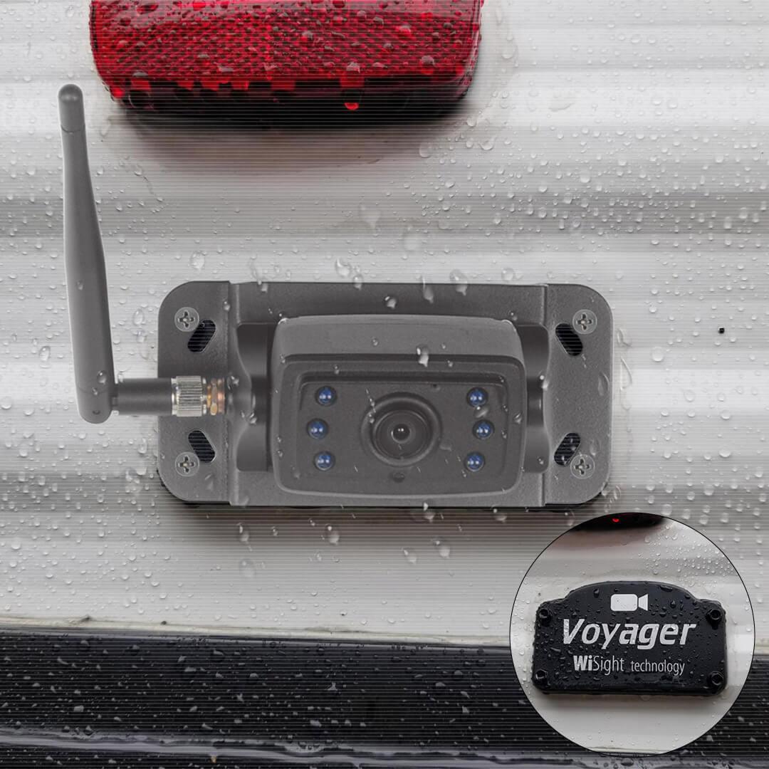 Voyager camera bracket adapter